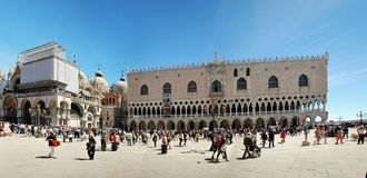 Venice - The Doge's Palace Royalty Free Stock Images