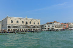 Venice - The Doge s Palace royalty free stock images