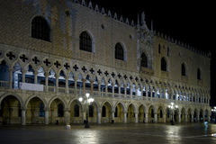 Venice - Doge s Palace - St  Marks Square Royalty Free Stock Image