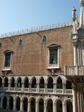 Venice - Doges Palace Stock Photos