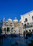 Venice, Doges Palace Royalty Free Stock Photography