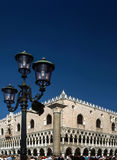 Venice, Doges Palace Royalty Free Stock Images