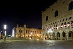 Venice - Doges Palace - St  Marks Square Stock Photos