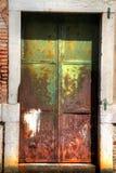 Venice Door Stock Photography