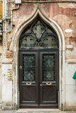 Venice door Royalty Free Stock Photography