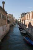Venice Dorsoduro Stock Images