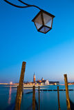 Venice at dusk Royalty Free Stock Images