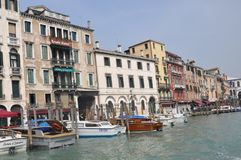 Venice in early April royalty free stock images