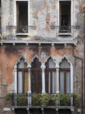 Venice facade Royalty Free Stock Photo