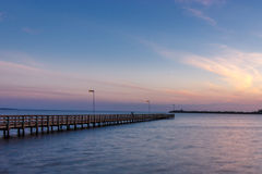 Venice Florida Pier Stock Photography