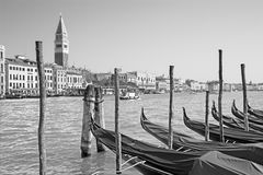 Venice - Fondamenta Briati and canal Royalty Free Stock Image