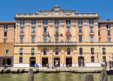 Venice - Fondamenta Santa Lucia Royalty Free Stock Image