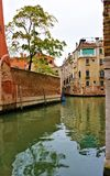 Venice foreshortening Stock Photo