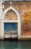 Venice front door. Stock Image