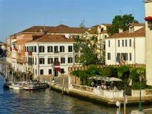 Venice - Venezia - City Gardens Royalty Free Stock Image