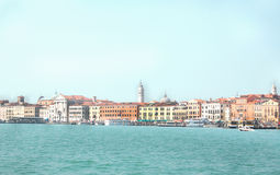 Venice. General view. European City royalty free stock image