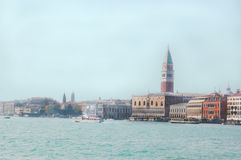 Venice. General view. European City stock photo