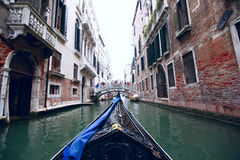Venice Gondola Stock Photos