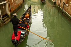Venice gondola Stock Photography