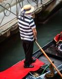 Venice Gondola Stock Image