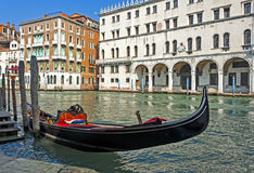 In Venice Royalty Free Stock Photo