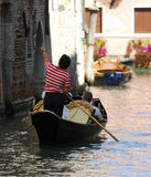 Venice - Gondola Series Royalty Free Stock Photos