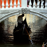 Venice - Gondola Series Royalty Free Stock Photo