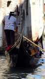 Venice - Gondola Series Royalty Free Stock Image