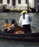 Venice - Gondola Series Royalty Free Stock Photography