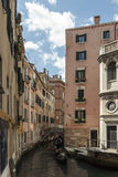 Venice & The Gondola. From a Trip around Venice, Italy stock image