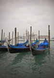 Venice Gondolas Royalty Free Stock Images