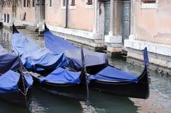Venice gondolas Royalty Free Stock Image