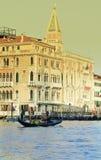 Venice gondolier Stock Photos