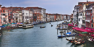 Venice Grand Can Day Pan Royalty Free Stock Photography