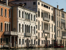 Venice - Grand Canal Stock Photography