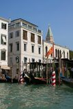 Venice. Grand canal Stock Image