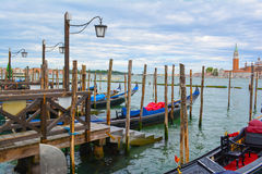 Venice grand canal. Grand canal in Venice, Italy Royalty Free Stock Photography