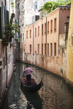 In Venice, on the Grand Canal, Italy. In Venice, on the Grand Canal Stock Photo