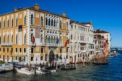 Venice, Grand Canal royalty free stock photos