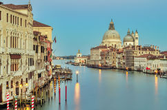 Venice from Grand Canal Royalty Free Stock Images