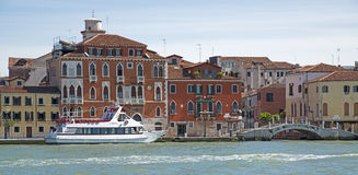 Venice. Grand Canal Royalty Free Stock Photo