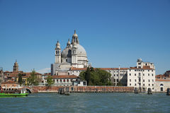 Venice. The Grand Canal Royalty Free Stock Photos