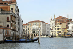 Venice Grand Canal stock photography