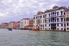 Venice. Grand Canal, Veneto region Stock Photos