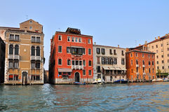 Venice Grand Channel Stock Photography