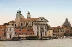 Venice Grand Channel Royalty Free Stock Photo