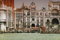 Venice Grand Channel Royalty Free Stock Images