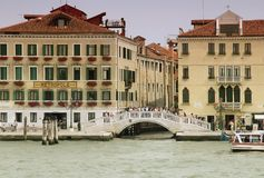 Venice Grand Channel Stock Image