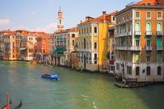 Venice grand channel Stock Photo
