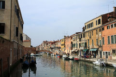Venice Grand Channel Stock Images